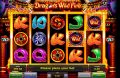DRAGONS WILD FIRE Slot
